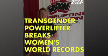 Transgender Powerlifter Champion Mary Gregory Is Stripped of World Records (VIDEO)