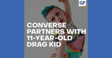Converse Faces Huge Backlash After Partnering With An 11-Year-Old Drag Queen (VIDEO)