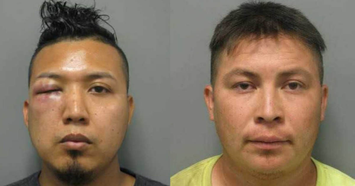 photo image Two Illegal Aliens Are Charged With Raping An 11-Year-Old Girl In Maryland (VIDEO)