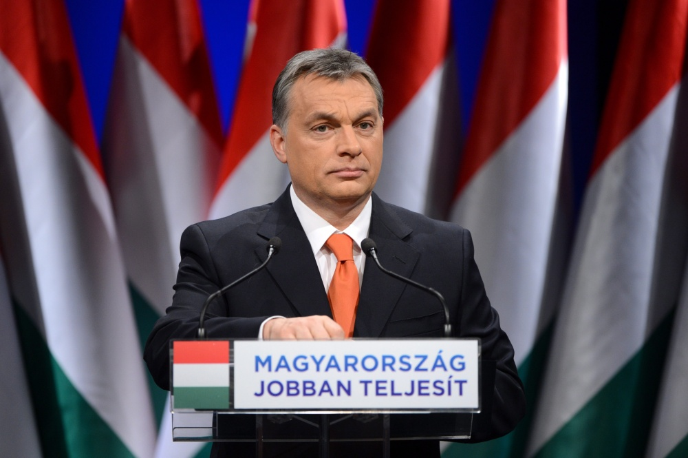 Poll Boost for Hungarian Prime Minister Viktor Orbán
