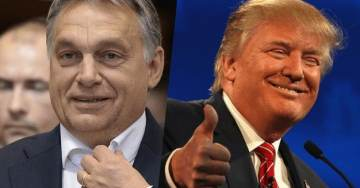 Hungary President Praises Trump In Holiday Address: '2017 WILL BE THE YEAR OF REVOLT'