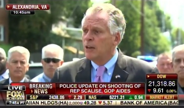 """VA Governor GOES OFF on Gun Owners After Shooting: """"We Lose 93 MILLION Americans a Day to Gun Violence"""" …Huh? (VIDEO)"""