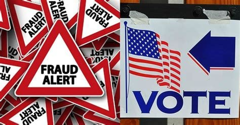 Georgia Lawsuit: Witness Testifies About Use of Different Paper For 'Counterfeit' Ballots, 'Watermark Solid Grey Instead of Transparent' - 100% For Joe Biden