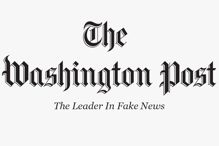 Washington Post Unveils New 'DARKNESS' Slogan Declaring War on Trump, BACKFIRES Big Time!