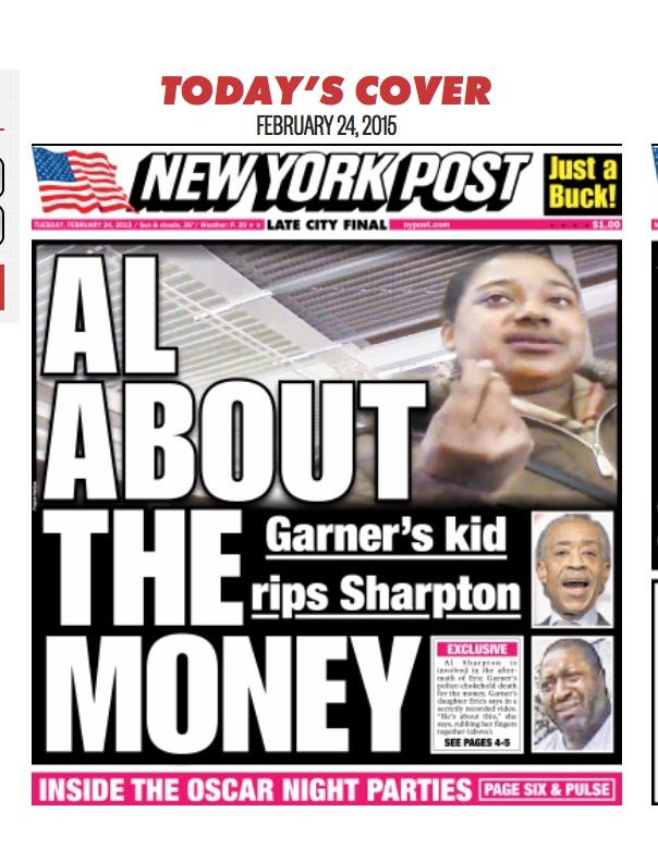 """James O'Keefe Admits Approaching Al Sharpton: """"There's Video of His Reaction"""""""