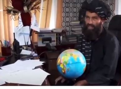 Clown Show: 8th Century Barbarian Who Defeated Woke US Generals in War Can't Find Afghanistan on a Map (VIDEO)