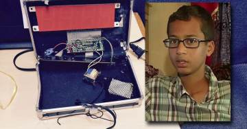 Ahmed the Clockmaker's Texas School Evacuated After BOMB THREAT