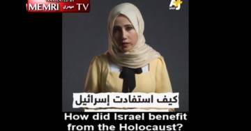 Al-Jazeera Airs Disgusting Anti-Semitic Video: Israel Was Biggest Winner from the Holocaust; Suggests Hitler Supported Zionism (VIDEO)
