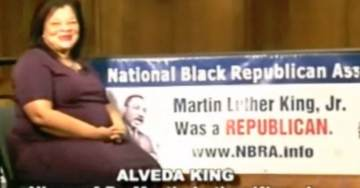 """Martin Luther King, Jr. Was Republican"" According To His Niece"