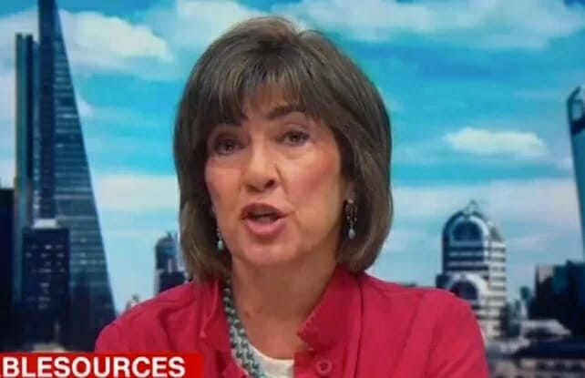 photo image CNN's Christiane Amanpour Cheers For 'Necessary Activism' Against Trump (VIDEO)