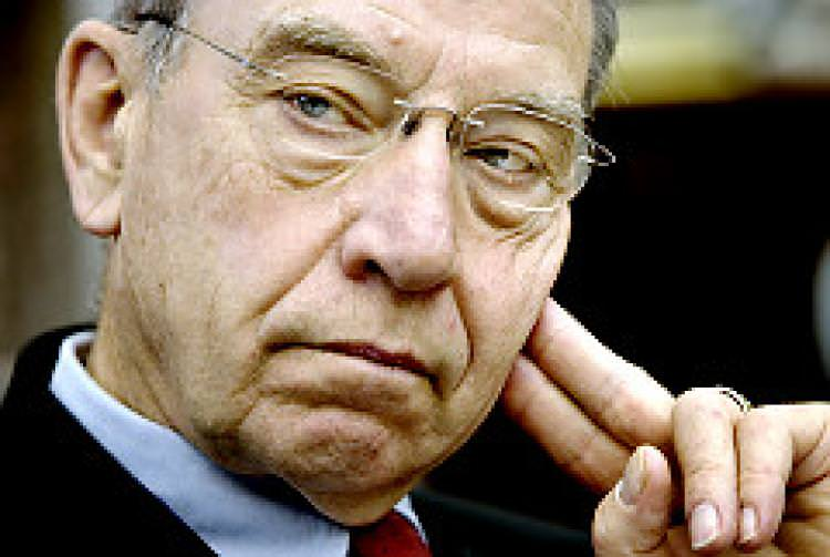 Grassley Sounds the Alarm: If FISA Report Doesn't Come Out Next Week, I Will be Asking if Someone at the FBI or DOJ is Tying IG Horowitz's Hands