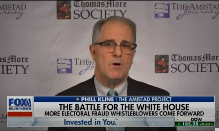 Trump Attorney Phil Kline: Two Trailers Full of Completed Ballots Were Delivered to Pennsylvania from NY — One on November 4th! (VIDEO)