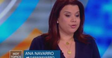 """Far Left Mouthpiece and Authoritarian Ana Navarro on Conservative Publishers: """"I Want Them Shut Down! I Want Them Silenced!"""" (VIDEO)"""