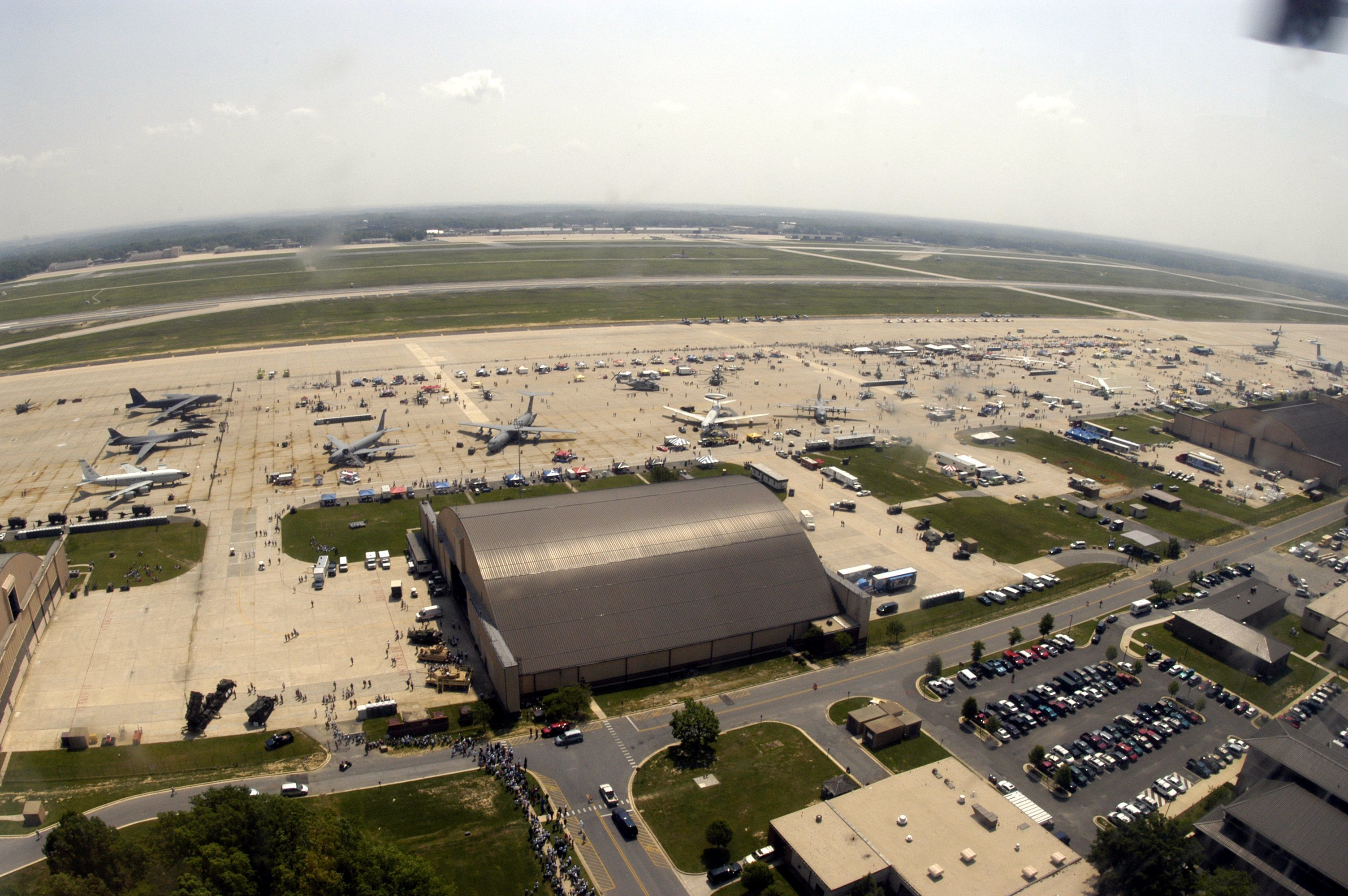Andrews Air Force Base on Lockdown – Active Shooter Reported …Update: All Clear