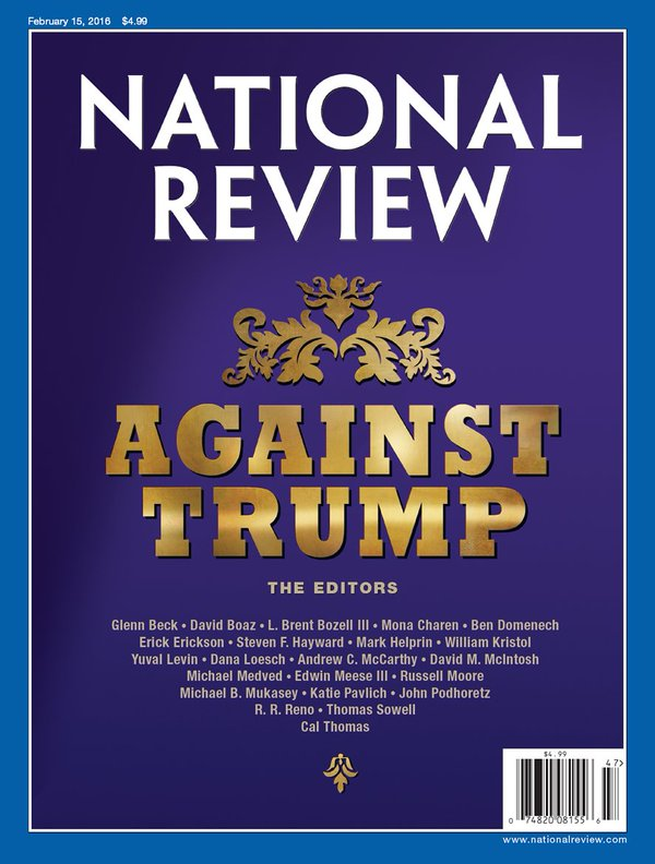 anti trump national review