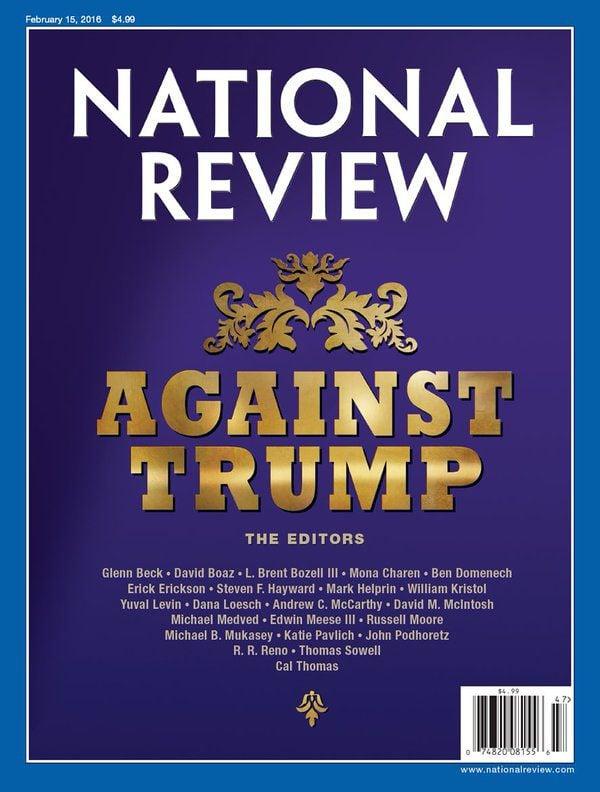 anti trump national review