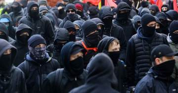 Antifa Groups Call for 'Direct Confrontation' During Free Speech Rally Next Weekend, Members Discuss Bringing Guns