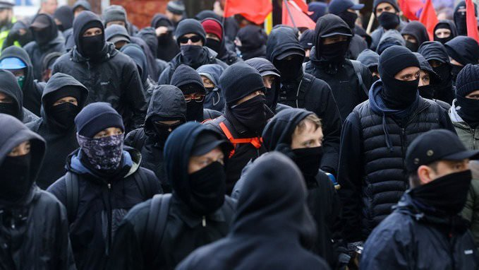 """""""Stay Out of Washington"""" President Trump Puts Antifa Domestic Terrorists on Notice Ahead of #StopTheSteal March"""