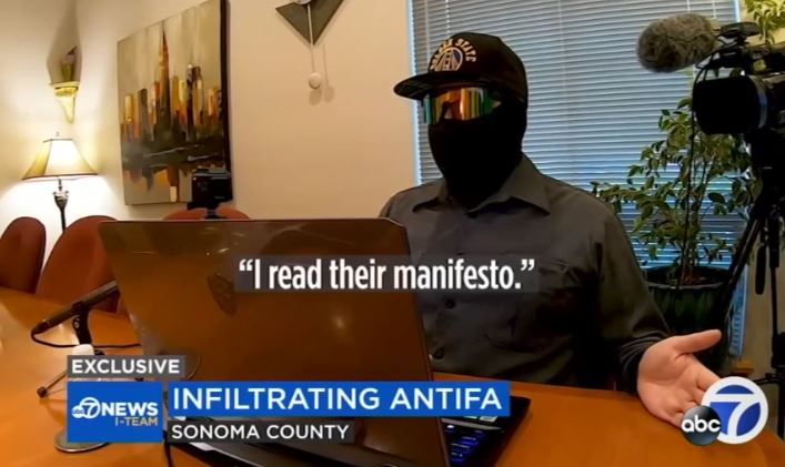 Trump Supporter Infiltrates ANTIFA in Northern California, Finds Their HIT LIST of Police and Republicans! (VIDEO)