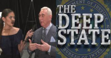 Roger Stone: 'I Am Collateral Damage,' The Ultimate Target Is The President (VIDEO)