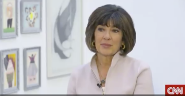Iran Roundup for December 4th: Christiane Amanpour Bizarrely Slants Reporting to Blame President Trump Not Khamenei for Unrest in Iran