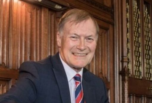 Conservative British MP Sir David Amess Stabbed to Death in Church by 25-Year-Old Somalian National