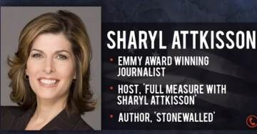 "SHARYL ATTKISSON: Pressure from Sponsors to Drop News Stories Like Seth Rich Is ""Dangerous New Development"" (Video)"