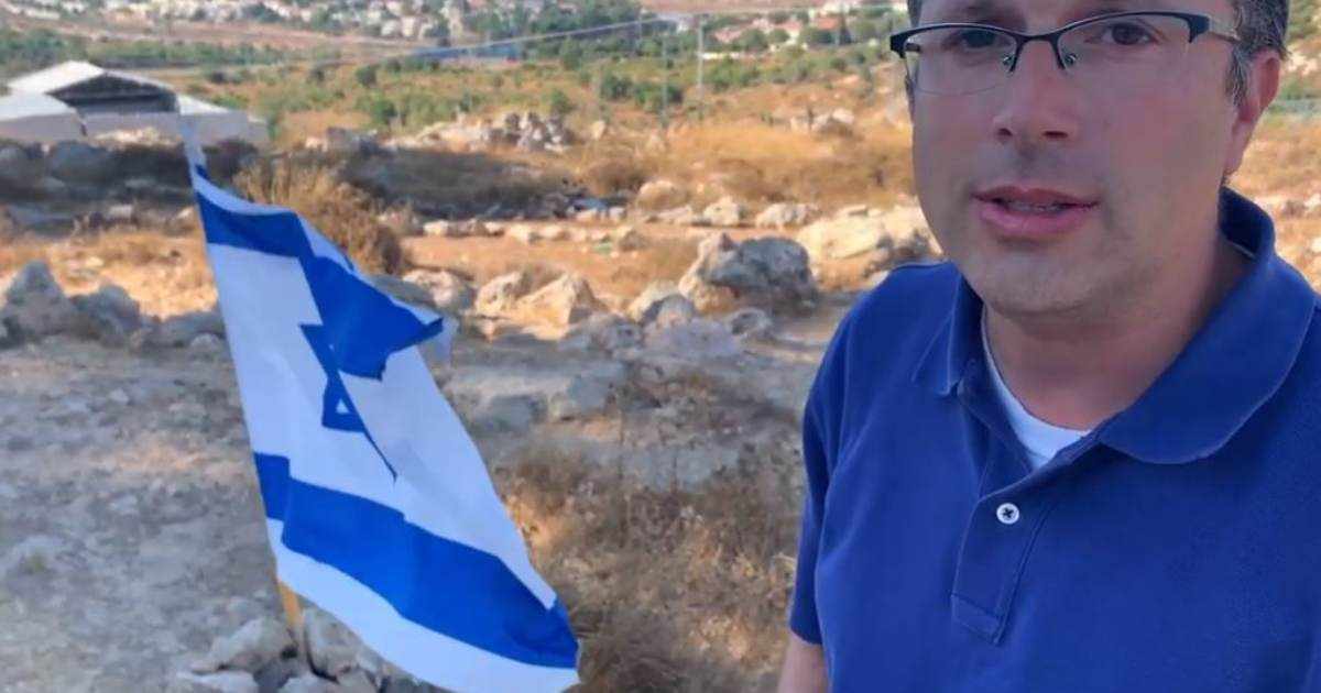 "Gateway Pundit Exclusive: Likud Member Avi Abelow at Site of 19-year-old Dvir Sorek's Murder: ""Stand Strong for Israel!"" (VIDEO)"