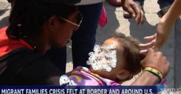 Sad Story: 7-Yr-Old Girl is Dehydrated and Dies After Parents Drag Her Through the Desert – Liberals Blame US Government