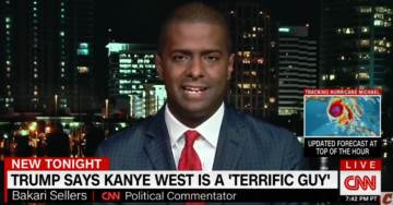 CNN's Bakari Sellers: Kanye West Is What Happens When Negroes Don't Read — Candace Owens Offers $100,000 for Debate (VIDEO)