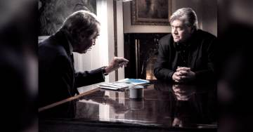 Bannon On #60Minutes: Trump Team's 'Original Sin' Was Embracing the Swamp Establishment