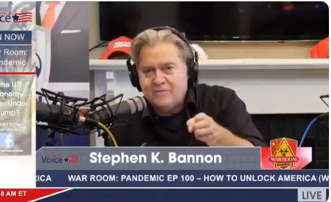 """You Have Blood on Your Hands – It's All Going to Come Out"" – Steve Bannon Warns Henry Kissinger his Ties to the CCP Are About to be Exposed (VIDEO)"