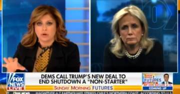 BRUTAL: Maria Bartiromo DESTROYS Democrat Dingell on 'Morality' of Current Border Wall in Tijuana (VIDEO)
