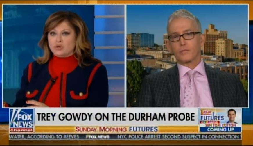 Maria Bartiromo on Sunday Morning Futures: John Durham is Looking at Papadopoulos Exculpatory Evidence That Was Not Given to FISA Court (VIDEO)