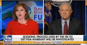 AG Sessions Defends Rod Rosenstein and FBI Director Wray After Another Week of Deep State Failures (VIDEO)