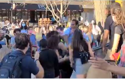 Shocker: Vicious Beatdown Breaks Out at BLM and Biden Celebration Party in Wisconsin (VIDEO)