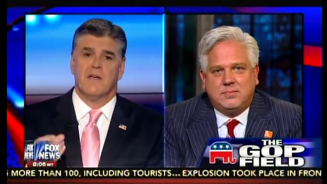 beck hannity