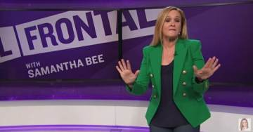 Leftie Comedienne Samantha Bee Trashes B*tch Hope Hicks, Christians and Whites (VIDEO)