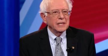 """DEMOCRATS CHEER After Bernie Sanders Acuses Israeli Prime Minister of Running a """"Racist"""" Government (VIDEO)"""