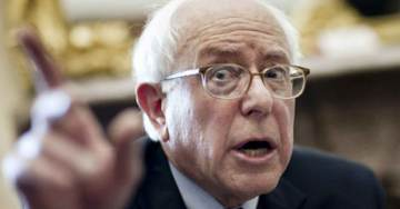 Like a True Socialist: Bernie Sanders is Allegedly Stealing 'The Washington Post' from His Neighbor