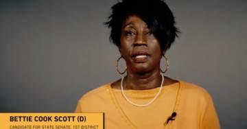 "Detroit Democrat Bettie Cook Scott on Her Asian Opponent: ""Don't Vote for the Ching-Chong"""