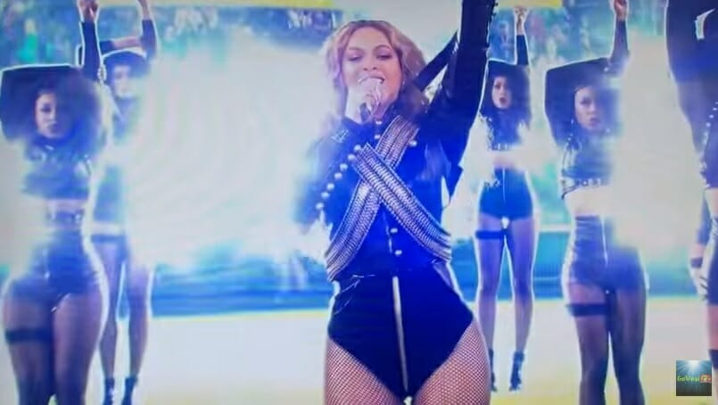 beyonce cop hater