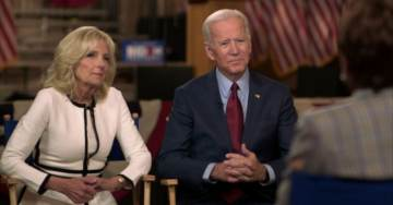 Liberal Privilege: Biden's Wife Lectures Anita Hill, Says It's Time to Move On From Decades Old Controversy