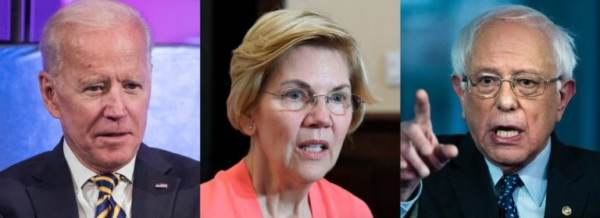 photo image Steve Bannon: Joe Biden is a Useful Idiot For the Chinese Communist Party. Where's Bernie and Warren? (Audio)