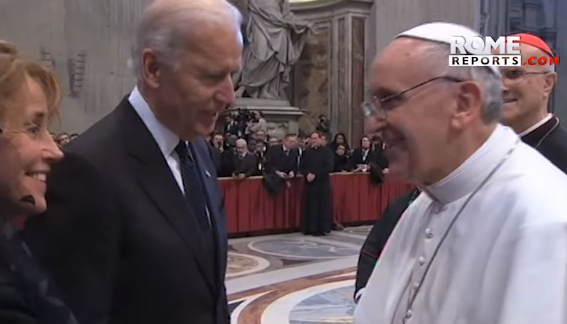 Joe Biden to Meet with Commie Pope in Rome and Push Globalist Minimum Tax