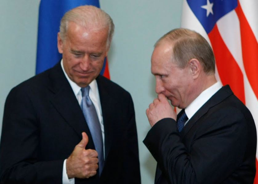 Team Biden Flogs Russian 'Interference' in U.S. Vote, No Matter What Its Intel Agencies Say
