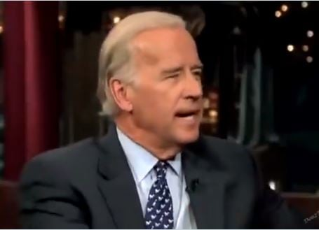 Start the Impeachment! Joe Biden Admits Storming the Senate Chamber at Age 21 and Being Arrested (VIDEO)