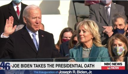 Does President Trump Have a Legal Challenge Now That Joe Biden Is Sworn In?