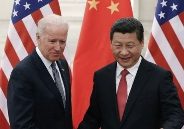 """""""Biden... Thinks that Climate Change is a Bigger Threat to the World than the Maoists in Beijing."""" - Economist Stephen Moore"""
