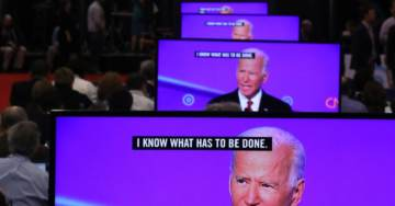 Biden Spent $924,000 On Private Jets … To Tell America About Threat From Global Warming